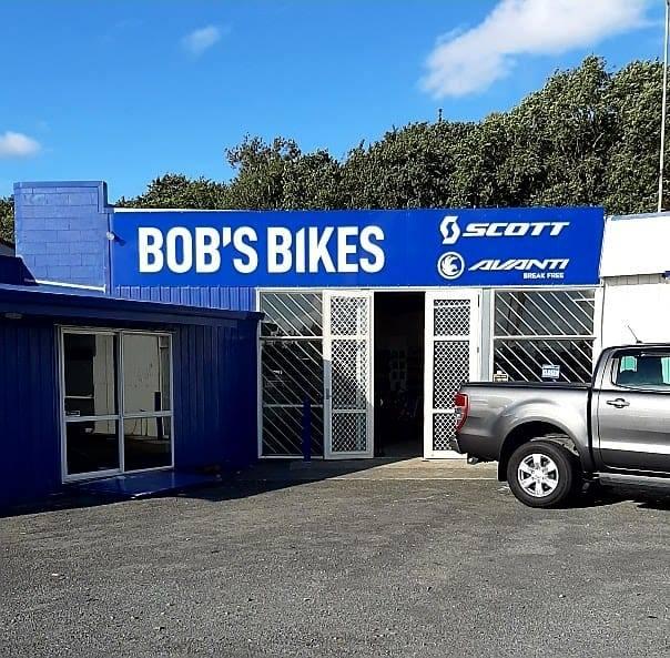 Bob's Bikes Matamata