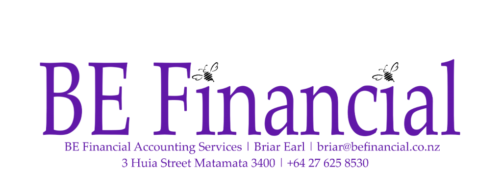 BE Financial for email Signature